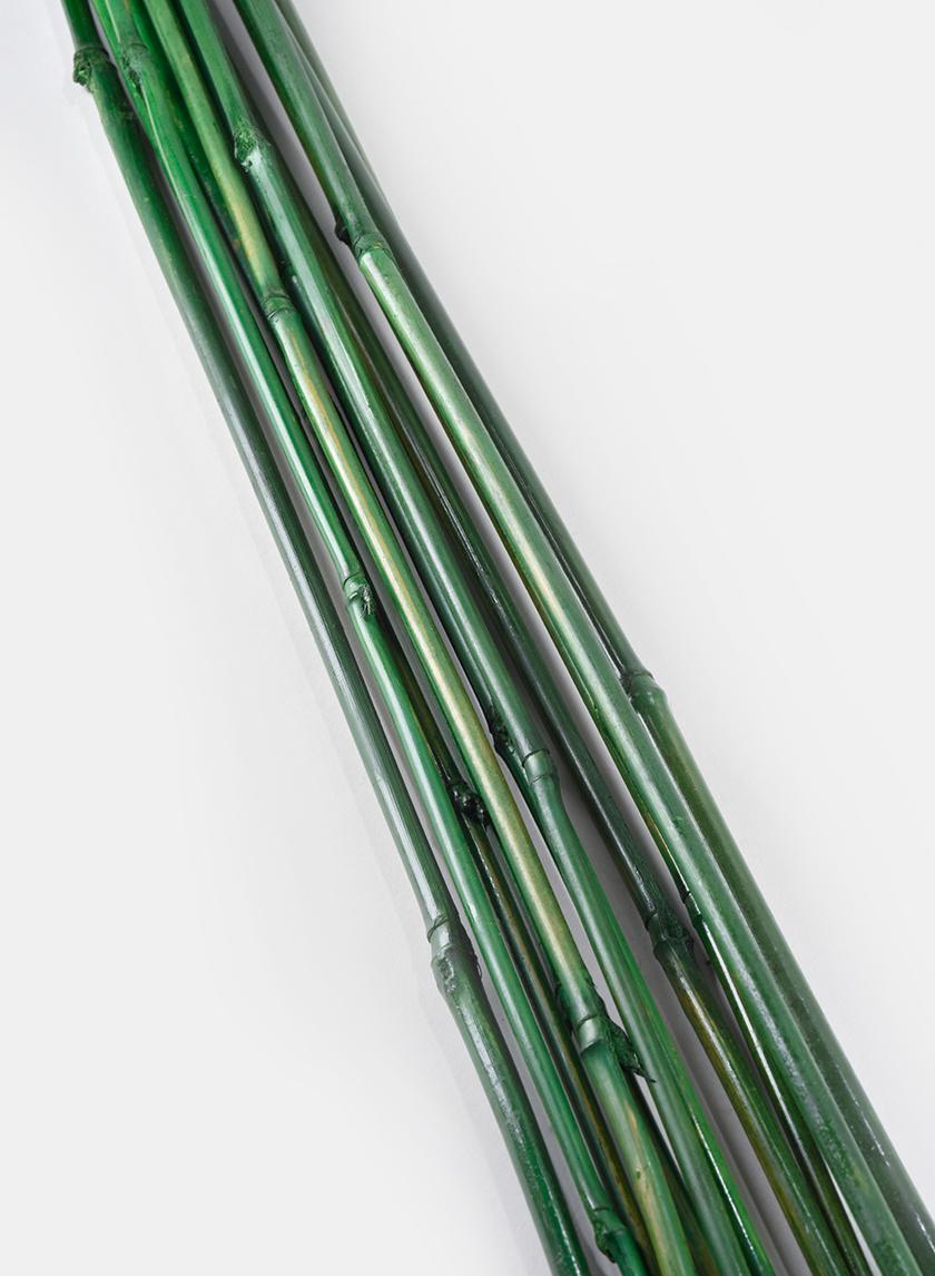 4ft Light Green Bamboo, Set of 12