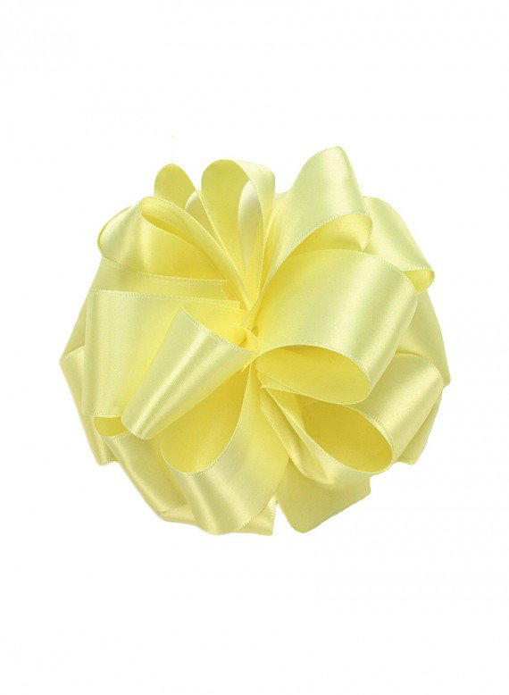 5/8in Baby Maize DFS Ribbon