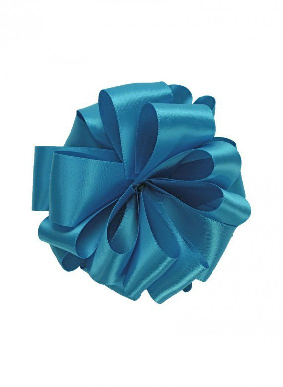 5/8in Turquoise DFS Ribbon