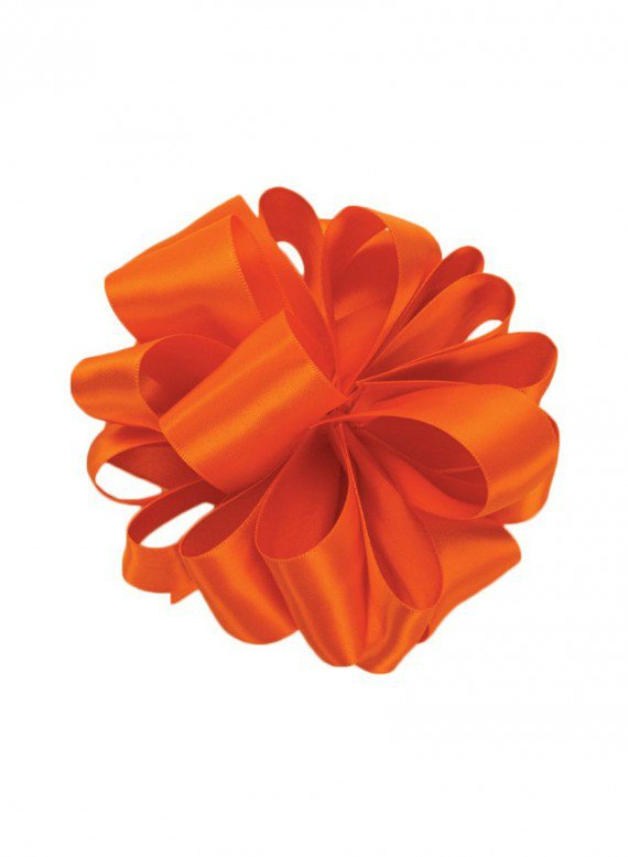 5/8in Torrid Orange DFS Ribbon
