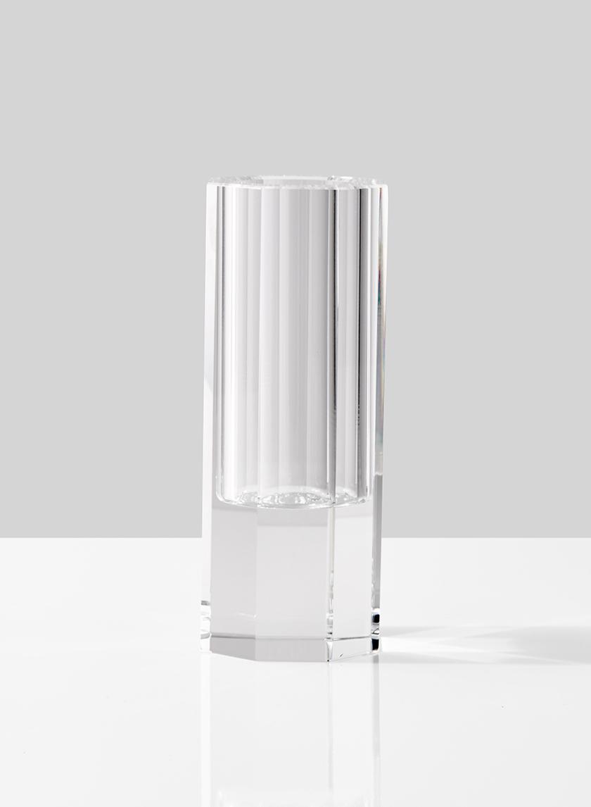 faceted-crystal-glass-bud-vase