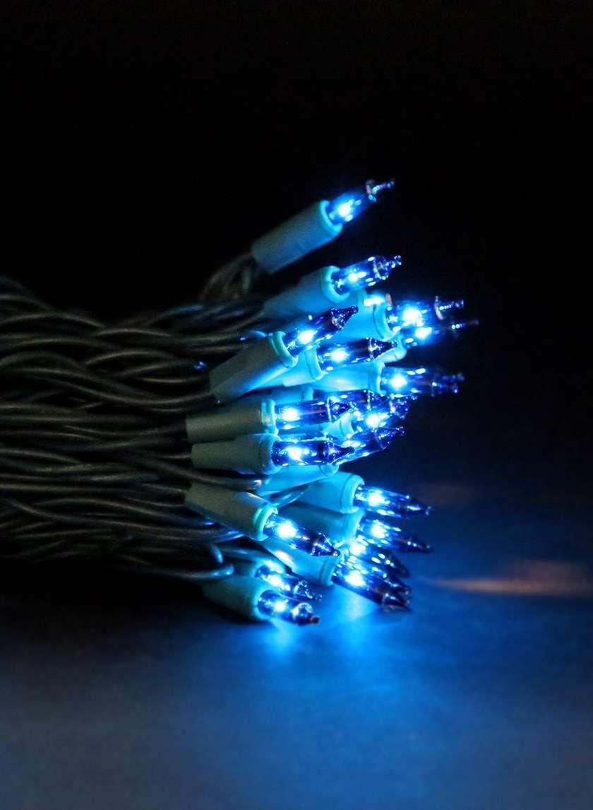 Light Set 100 BLU/GRN Bright