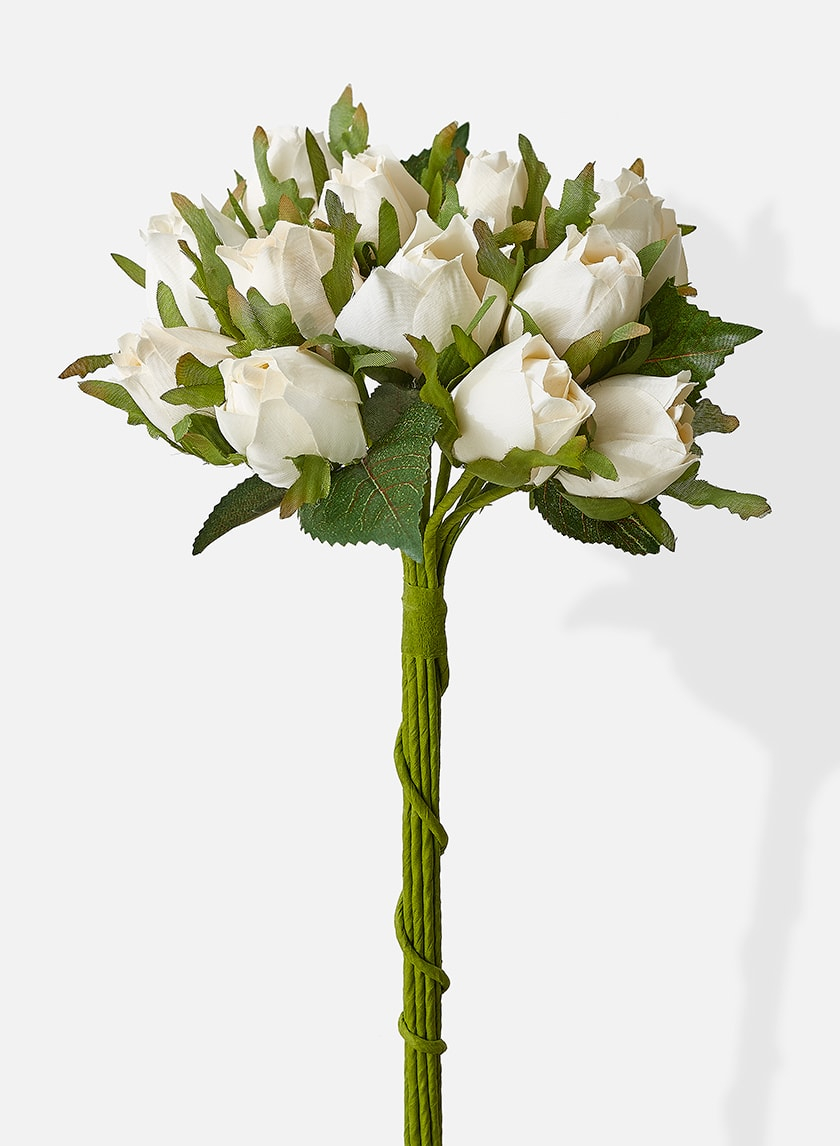 White Rose Bouquet 24875