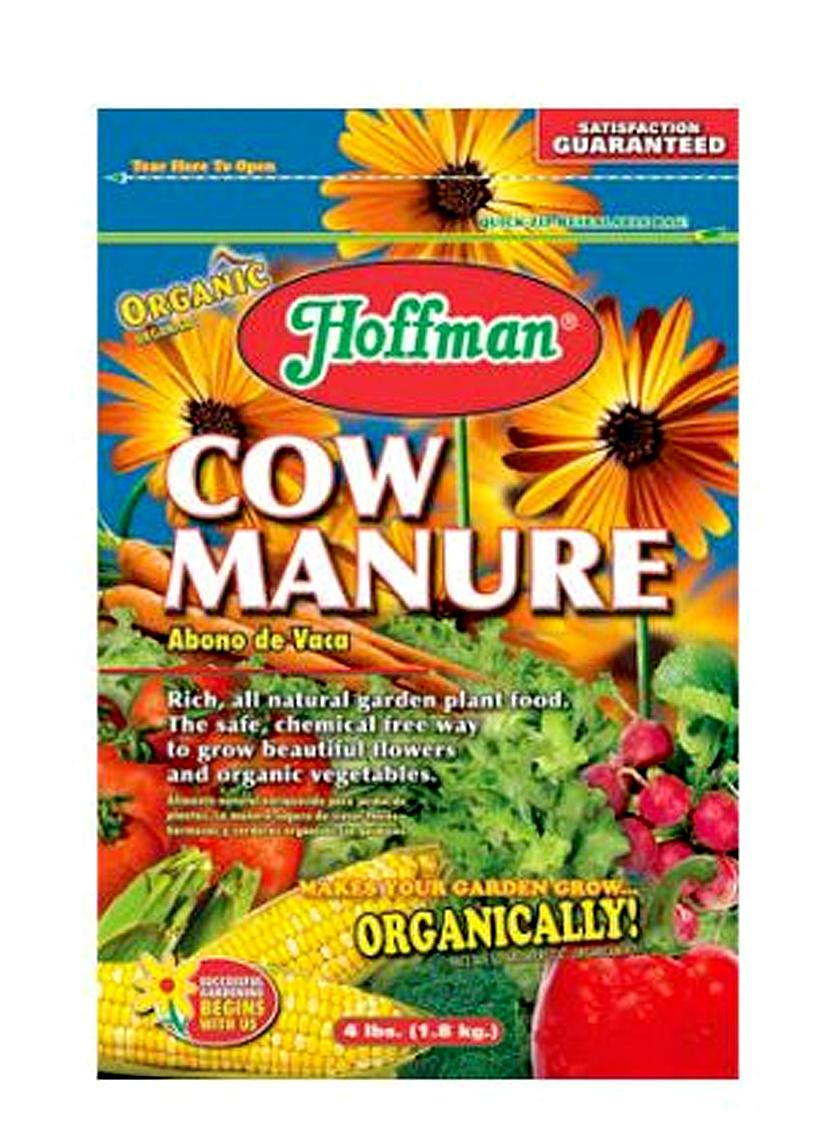 organic cow manure hoffman fertilizer