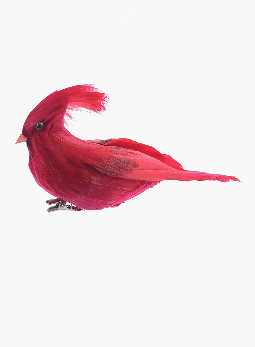 5in Light Red Cardinal