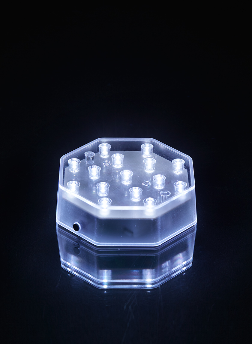 White LED Lights Disk