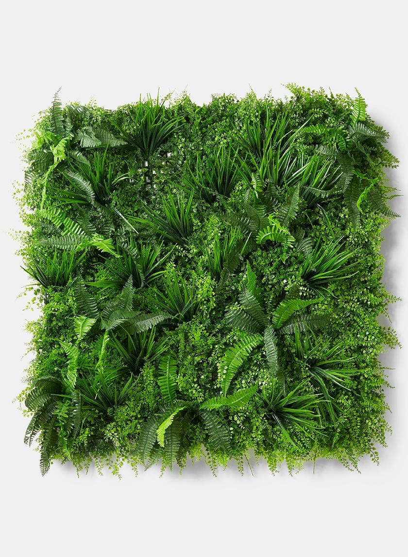39 x 39in Tropical Jungle Mat