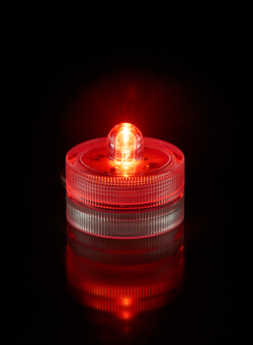 Red Submersible LED Lights