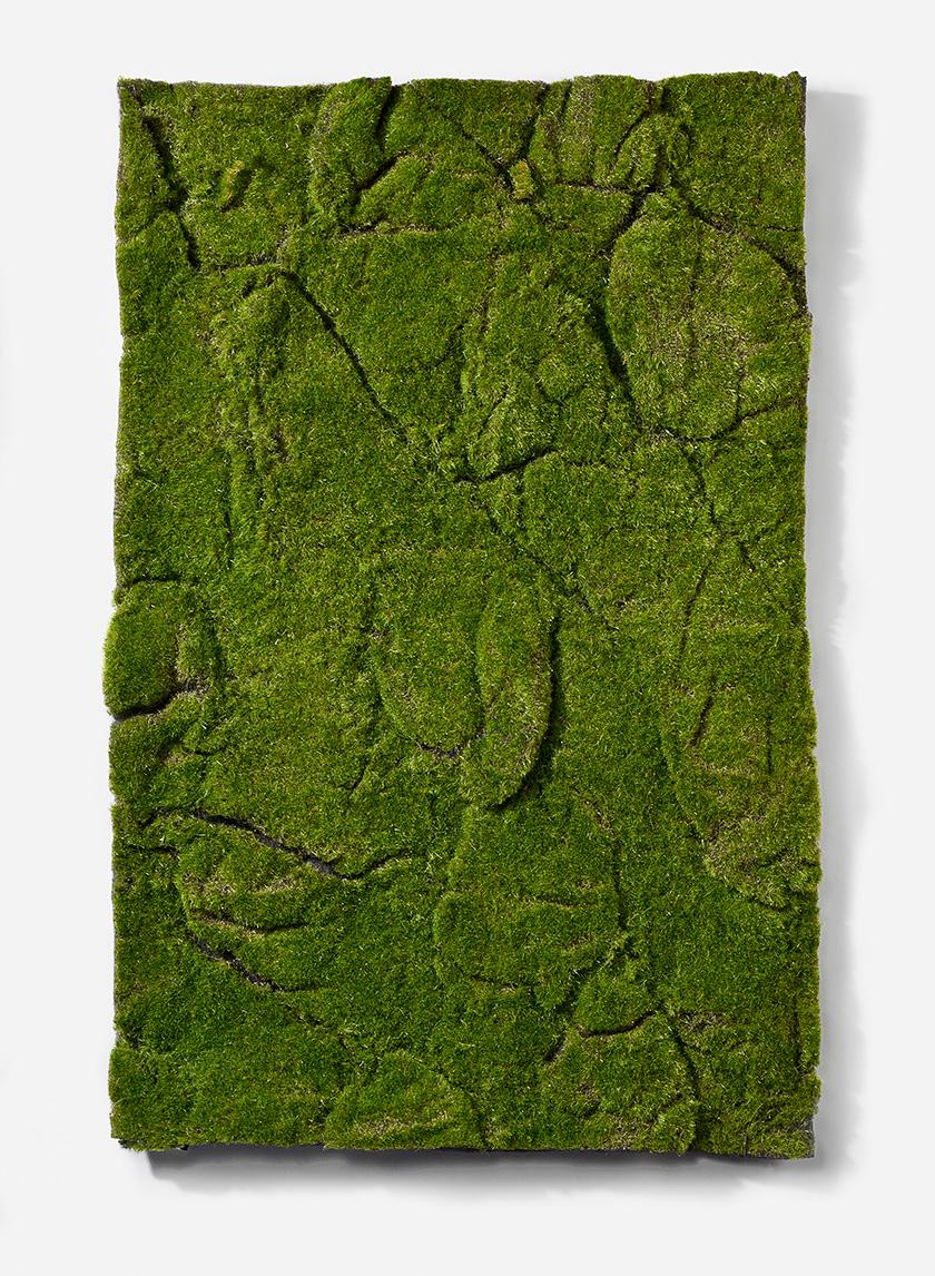 16 x 24in Green Moss Mat