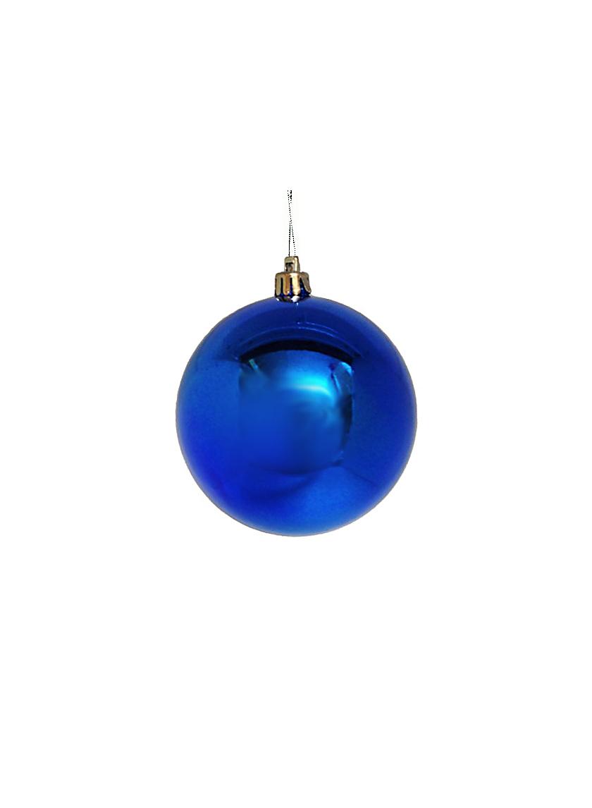 blue christmas ball ornament XH100225