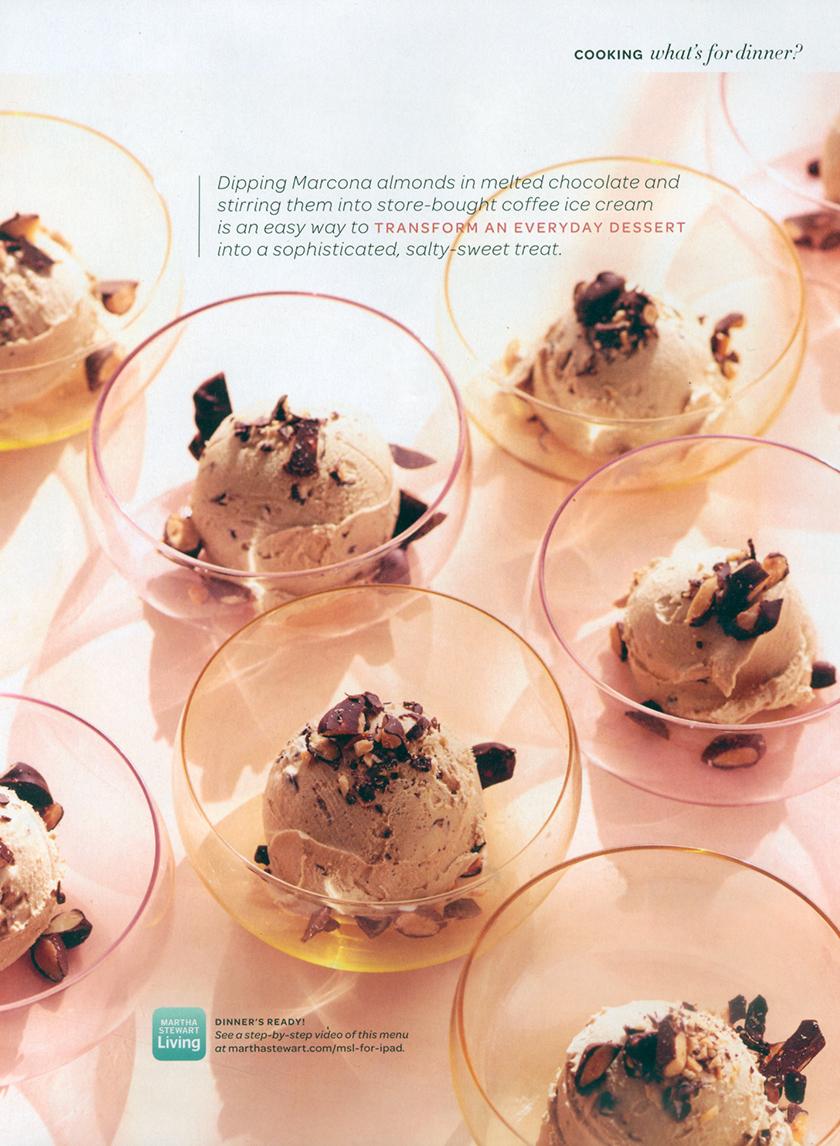 martha stewart june 2011 ice cream bowls