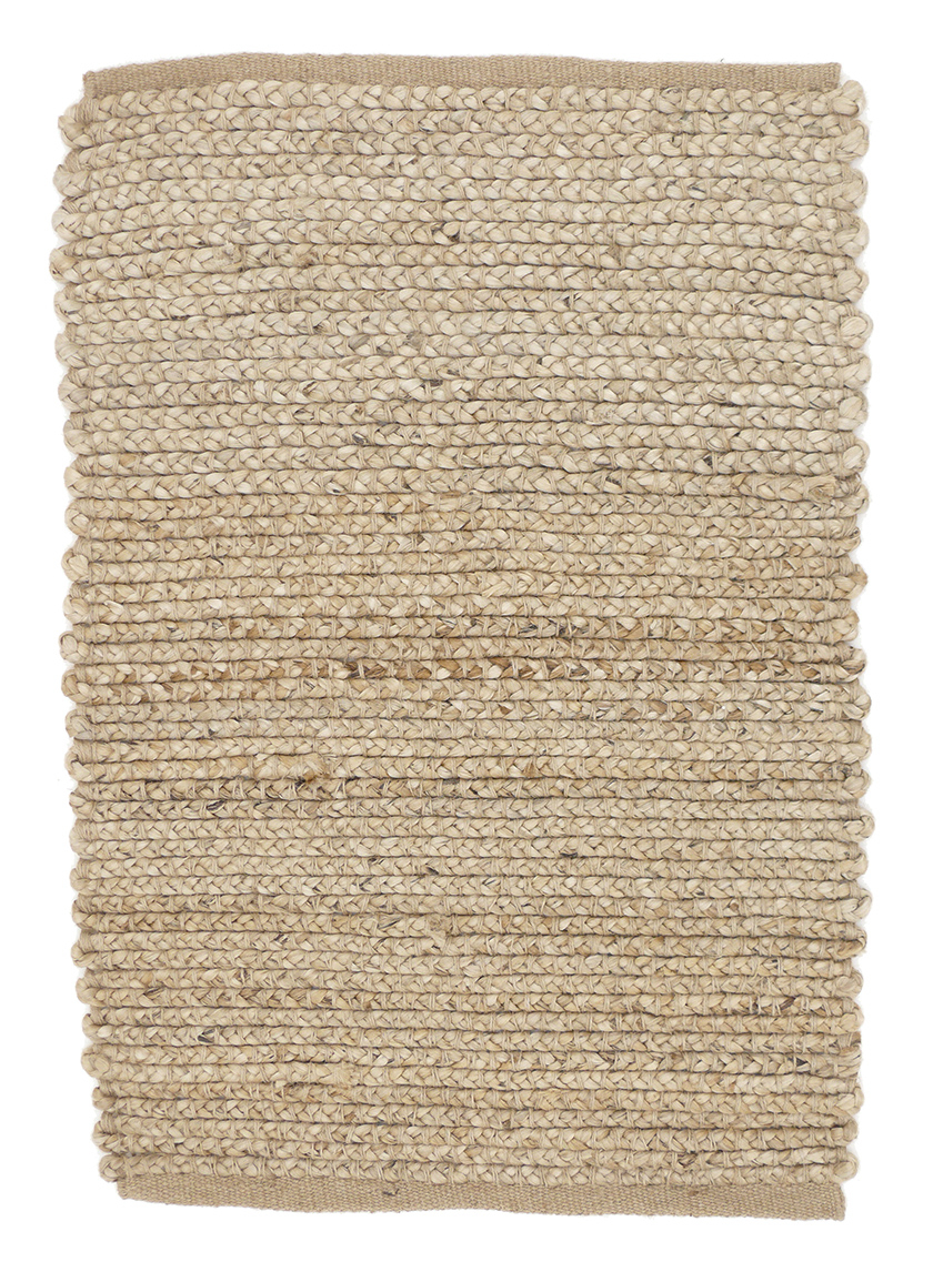 3ft & 5ft Natural Braid Jute Rug