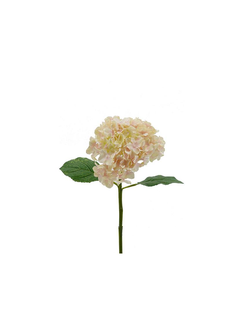 Pink Hydrangea Faux Silk Flower L13696PK