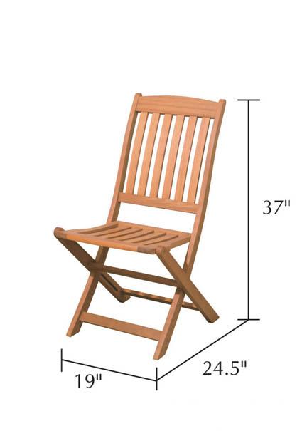 Spontaneity Folding Chair