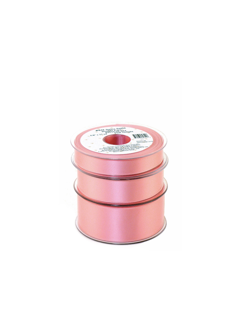 Pink Delight Swiss Satin Ribbon