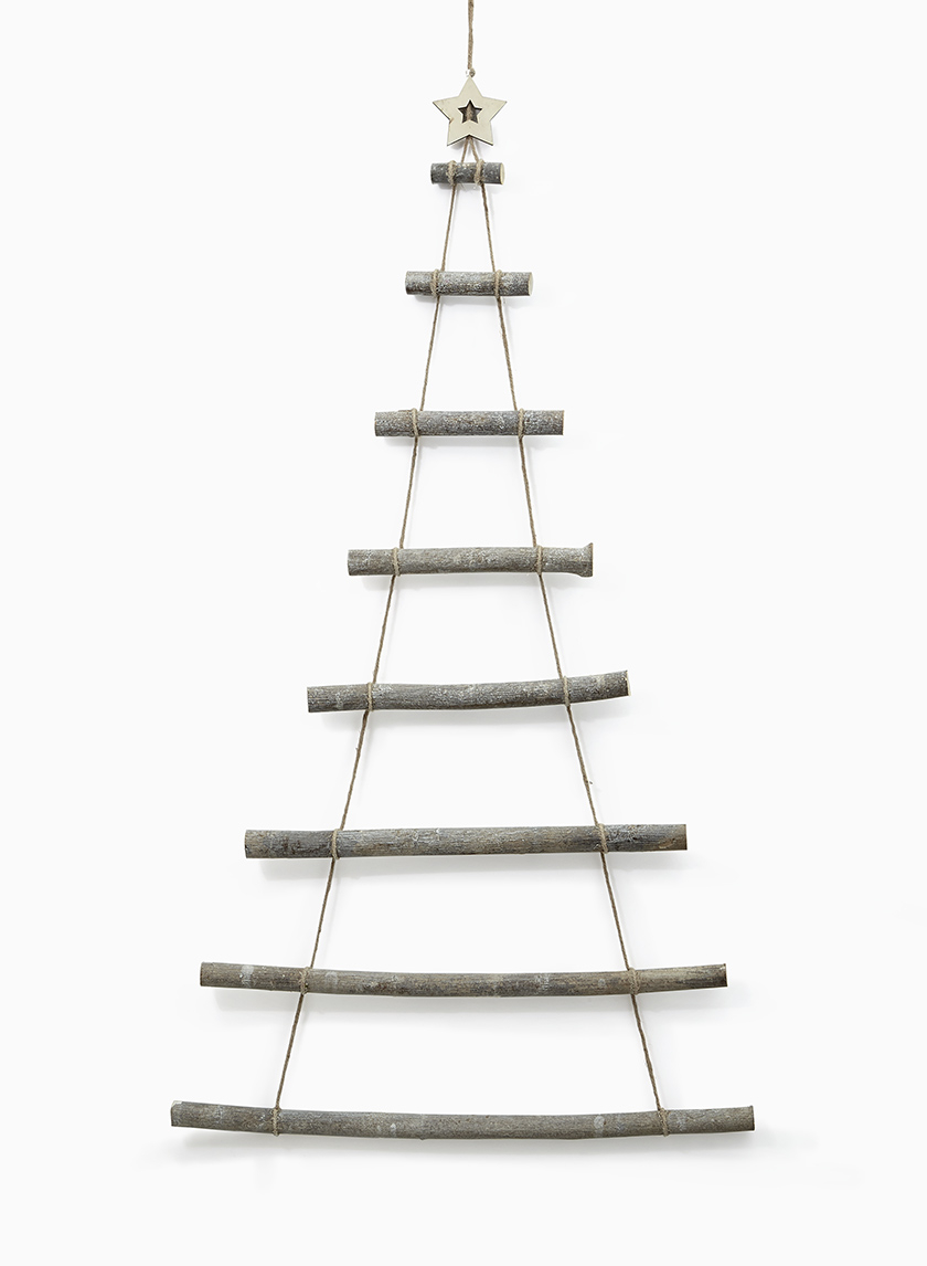 modern christmas tree for small apartments