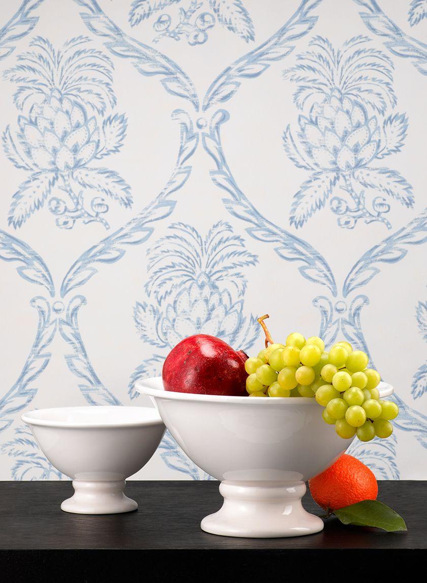 White Porcelain Pedestal Bowls