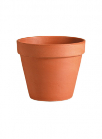 2 3/4in-17in Standard Clay Pots