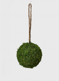 4in Reindeer Moss Ball 24930