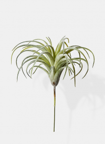 mini frosted tillandsia artificial plants