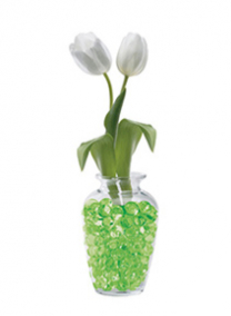 deco beads spring green DB-SO8