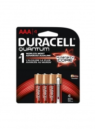 Quantum AAA Duracell Battery, Pack Of 4