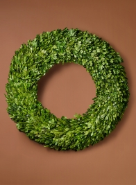 24in Preserved Boxwood Wreath