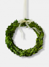 10in Boxwood Wreath