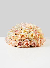 14in Eternity Vintage Rose Centerpiece