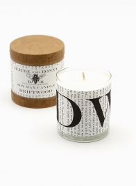 Blithe & Bonny Driftwood Scented Candle