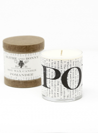 40 Hour Blithe & Bonny Pomander Scented Candle