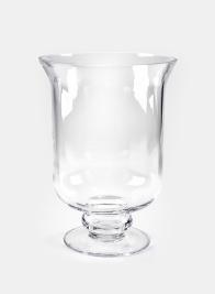8 1/4in Glass Hurricane