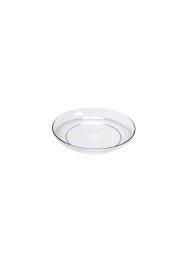 Lomey 6in Clear Designer Dish
