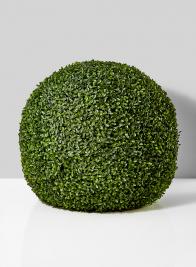 Large Faux Boxwood Balls