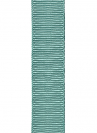 teal grosgrain wedding bouquet program ribbon