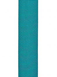 bondi blue grosgrain wedding ribbon