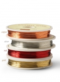 24 Gauge Copper Wire