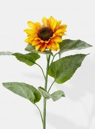 23in Sarah Golden Yellow Sunflower