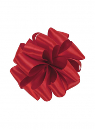 5/8in Red DFS Ribbon