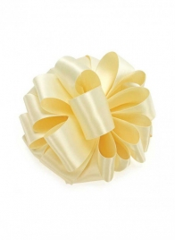 5/8in Cream DFS Ribbon
