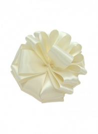 5/8in Antique White DFS Ribbon