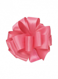 5/8in Hot Pink Double Face Satin Ribbon