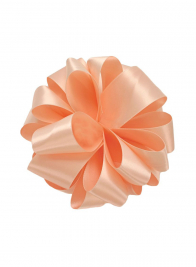 5/8in Petal Peach DFS Ribbon