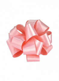 1 1/2in Light Pink Double Face Satin Ribbon