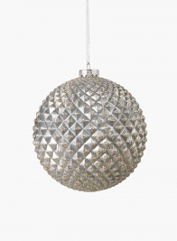 candy apple durian ball ornament