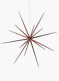 holiday starburst chritmas ornament