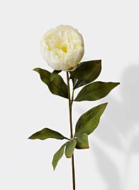 white-peony-silk-flower-stem