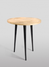 16in Soho Wood Table