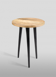 12in Soho Wood Table