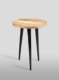 12in Soho Wood Table